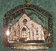 2007 Christmas Ornament: St. Patricks Church