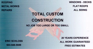 Total Custom Construction